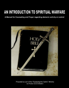 An Introduction to Spiritual Warfare Counseling - Cover500