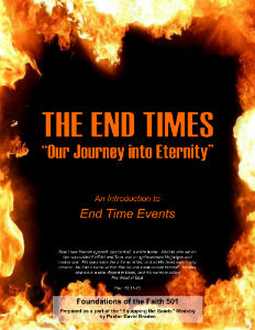 The End Times - Our Journey Into Eternity