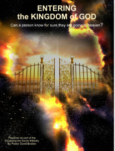 Entering the Kingdom of God - cover500