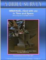 IMMANUEL in Time and Space - Cover - GENERIC200