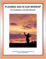 Pleasing God in Our Worship200