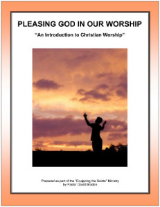 Pleasing God in Our Worship500