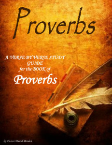 Proverbs - A Study Guide500
