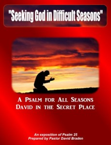 Seeking God in Difficult Seasons